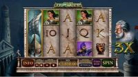 Age of the Gods - God of Storms slots Slot Reels