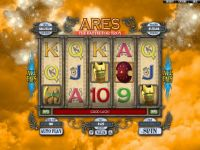 Ares: The Battle for Troy slots Slot Reels