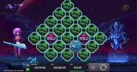 Astro Legends: Lyra and Erion slots Slot Reels