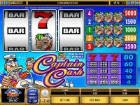 Captain Cash slots Slot Reels