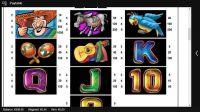 Chilly Gold slots Paytable