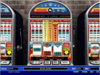 Fire and Ice 1 Line slots Slot Reels
