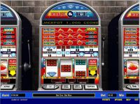 Fire and Ice 5 Line slots Slot Reels