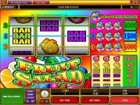 Fruit Salad slots Slot Reels