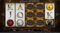 Game of Thrones - 243 Ways slots Slot Reels