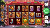 Goddes of the Moon slots Slot Reels