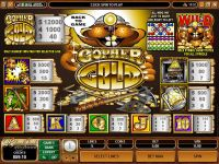 Gopher Gold slots Info
