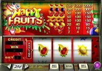 Happy Fruits slots Slot Reels