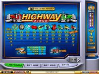 Highway Kings slots Info