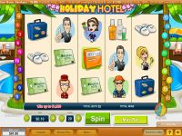 Holiday Hotel slots Slot Reels