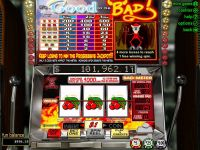 It's Good to be Bad slots Slot Reels