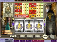 King Tut's Treasure slots Slot Reels