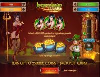 Leprechaun goes to Hell slots Info