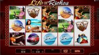 Life of Riches slots Slot Reels