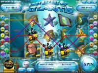 Lost Secrets of Atlantis slots Slot Reels