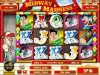 Midway Madness slots Slot Reels