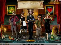 Mystery at the Mansion slots Bonus 1
