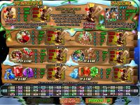 Return of the Rudolph slots Info