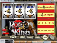 Rodeo Kings slots Slot Reels