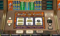 Storm the Castle slots Slot Reels