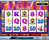 Super Joker slots Slot Reels