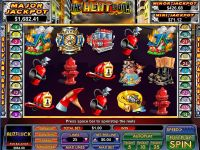The Heat Is On! slots Slot Reels