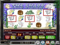 The Shark slots Slot Reels