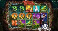 The Witch slots Slot Reels