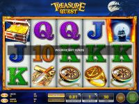 Treasure Quest slots Slot Reels