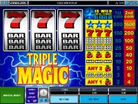 Triple Magic slots Slot Reels