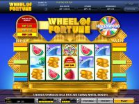 Wheel of Fortune Hollywood Edition slots Slot Reels