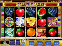 Wheel of Wealth Special Edition slots Slot Reels