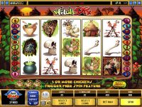 Witch Dr slots Slot Reels