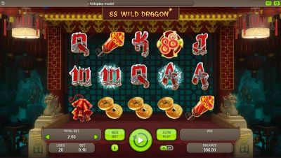 88 Wild Dragons slots Slot Reels