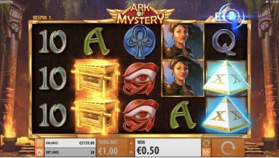 Ark of Mystery slots Slot Reels