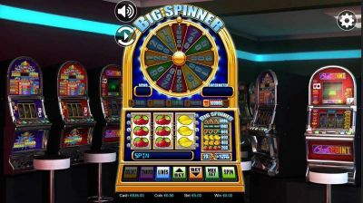 Big Spinner slots Slot Reels