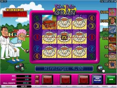Billion Dollar Gran slots Bonus 1
