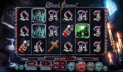 Blood Eternal slots Slot Reels