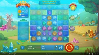 Crystal Land slots Slot Reels