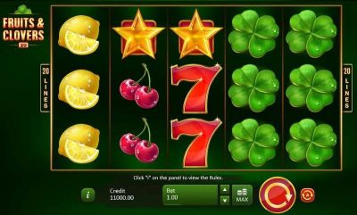 Fruits & Clovers slots