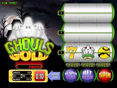 Ghouls Gold slots main