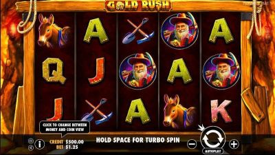 Gold Rush slots Slot Reels