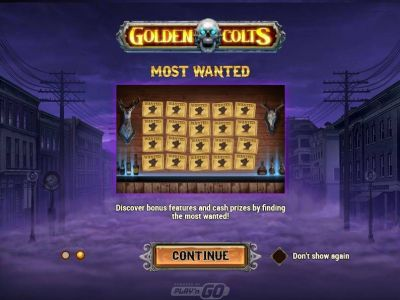 Golden Colts slots Bonus 1