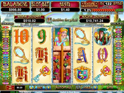 Hairway to Heaven slots Slot Reels