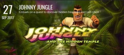 Johnny Jungle slots Info