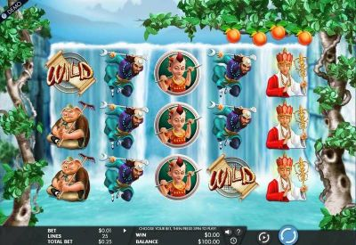 Journey to the West slots Slot Reels