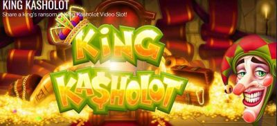 King Kasholot slots Info
