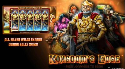 Kingdom's Edge slots Info
