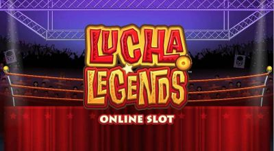 Lucha Legends slots Info