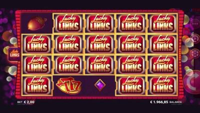 Lucky Links slots Slot Reels